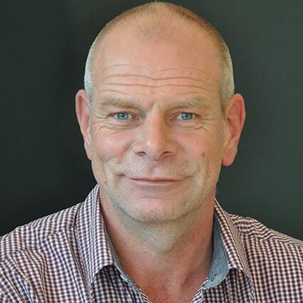 Geschäftsführer Bernhard Berens