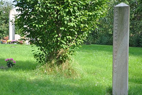 Berens Bestattungen - Gemeinschaftsgrab